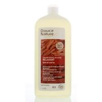 Douce Nature Douchegel & shampoo relax sandelhout