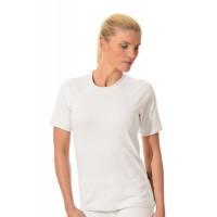 Best4body Verbandshirt wit korte mouw XXL