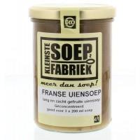 Kleinstesoepfabr Franse uiensoep vegetarisch