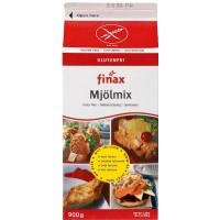 Finax Mjolmix wit bakmix melk