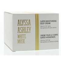 Alyssa Ashley White musk body cream