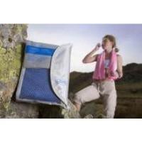 Care Plus Travel towel microfibre 60 x 120 cm
