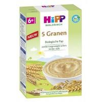 Hipp 5 Granen pap bio