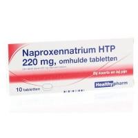 Healthypharm Naproxennatrium 220 mg