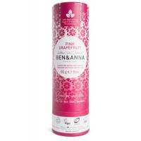 Ben & Anna Deodorant pink grapefruit push up