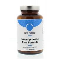 Best Choice Groenlipmossel plus formule