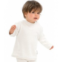 Best4body Verbandshirt kind wit lange mouw 92