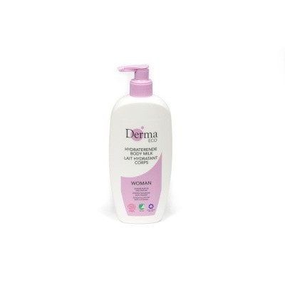 Derma Eco Woman bodymilk