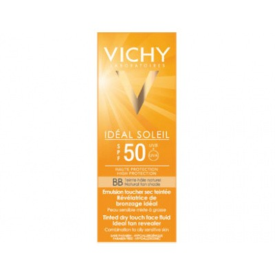 Vichy Capital soleil creme bb tinted dry touch BF50