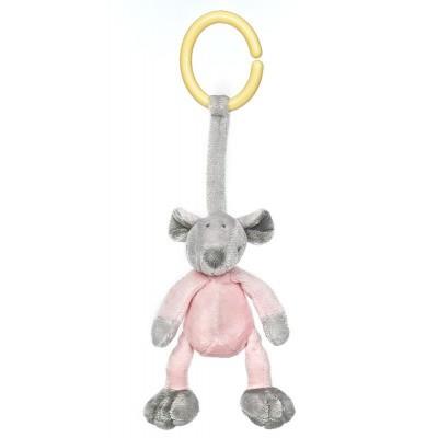 Teddykompaniet Floppy hanger rozekleur