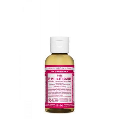 DR Bronners Liquid soap rose