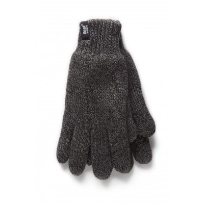 Heat Holders Mens gloves S/M charcoal