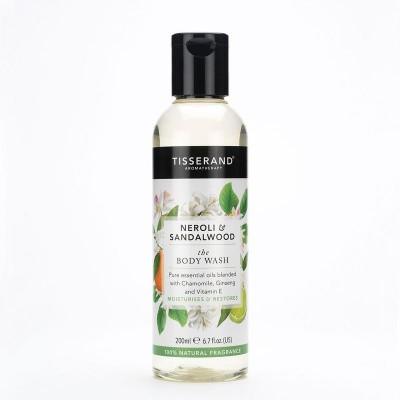 Tisserand Bodywash neroli sandelwood