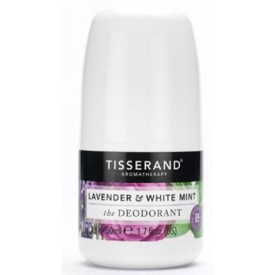 Tisserand Deodorant roller lavender & mint