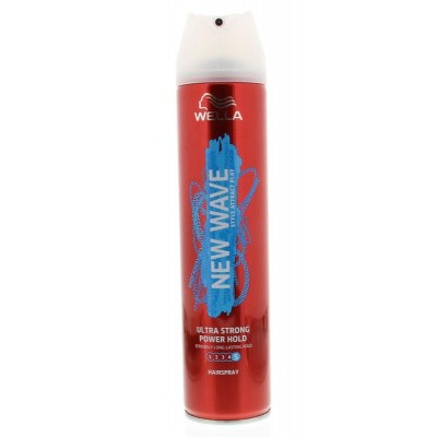 New Wave Rock & hold spray