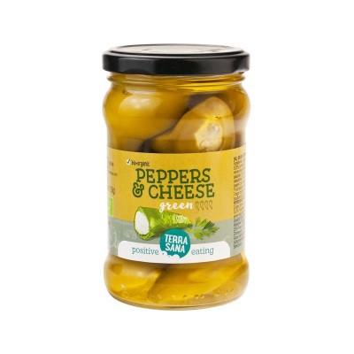Terrasana Groene peper gevuld