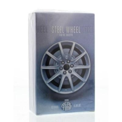 Real Time Steel wheel eau de toilette