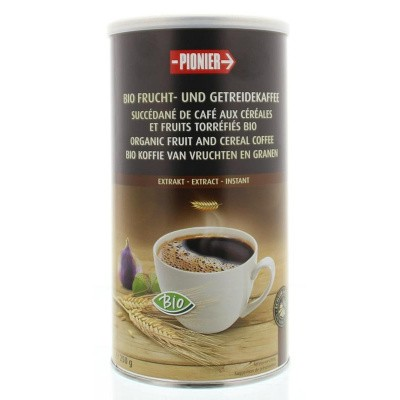 Pionier Vruchtengranenkoffie instant