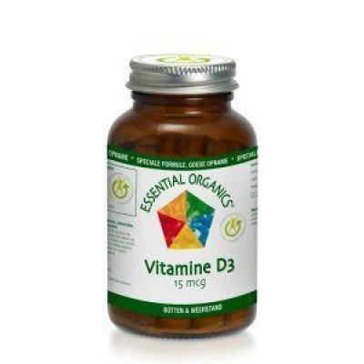 Essential Organ Vitamine D3 15 mcg