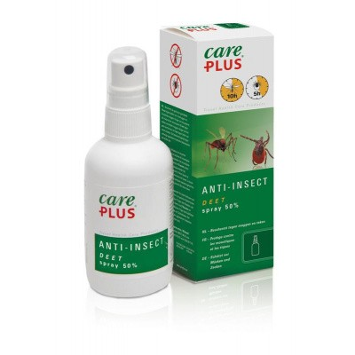 Care Plus Deet spray 50%