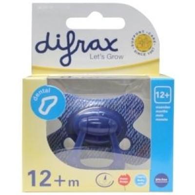 Difrax Fopspeen verstevigd dental 12+ jongen