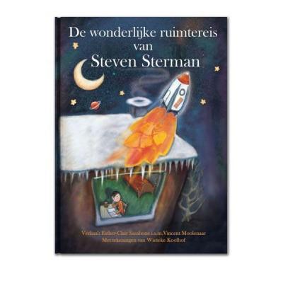 Sterrenstof De wonderlijke ruimtereis van Steven Sterman