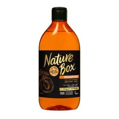 Nature Box Shampoo abrikoos
