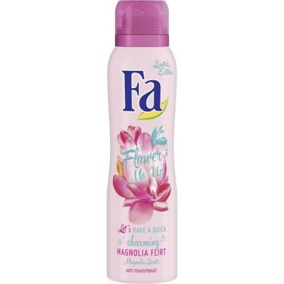 FA Deodorant spray flower me up magnolia flirt