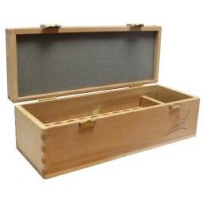 Bach Remedies gesigneerde houten kist