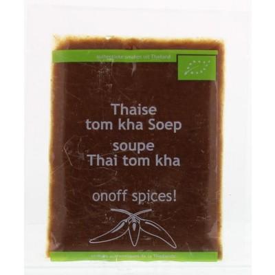 Onoff Thaise tom kha soep