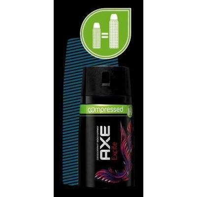 AXE Deodorant body spray compressed excite