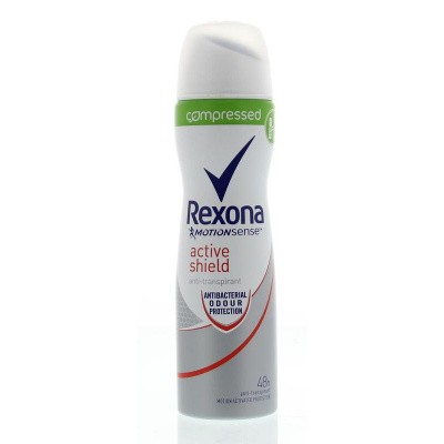 Rexona Deodorant compressed active shield