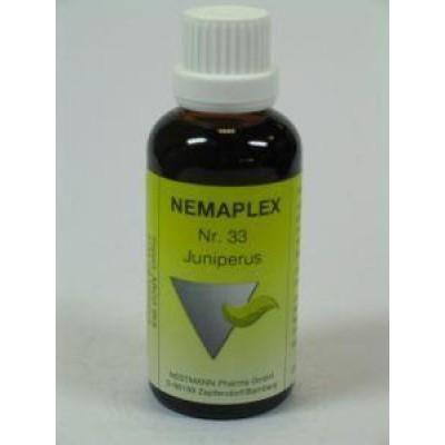 Nestmann Juniperus 33 Nemaplex