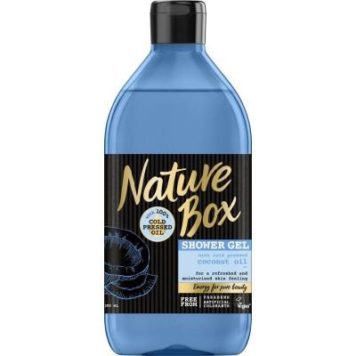 Nature Box Douchegel kokos