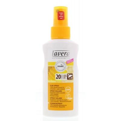 Lavera Sun spray SPF20