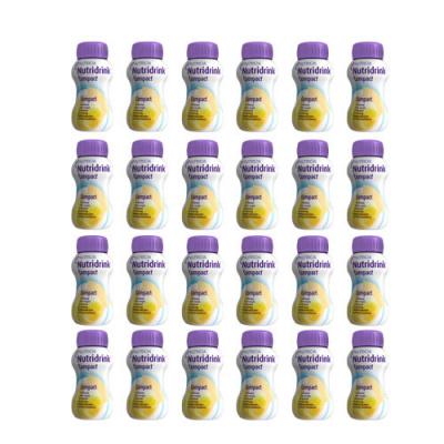 Nutridrink Compact vanille 125 ml 24-pack voordeel