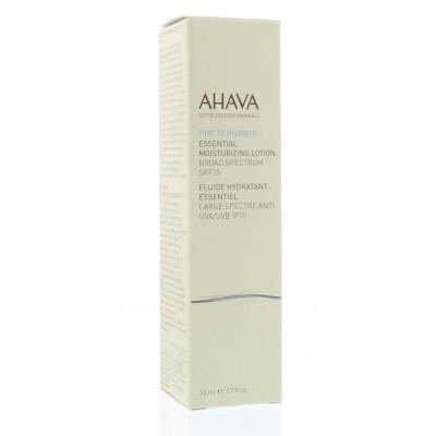 Ahava Essential moisture lotion F15