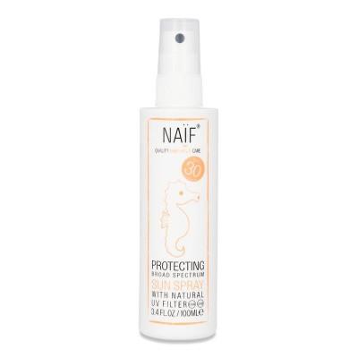 Naif Protecting sun spray spf30