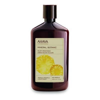 Ahava Mineral botanical cream wash pineapple/peach