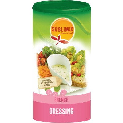 Sublimix Salad dressing french glutenvrij