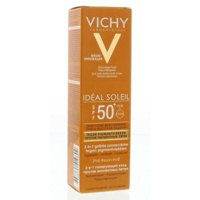 Vichy Capital soleil 3 in 1 angi pigment F50+