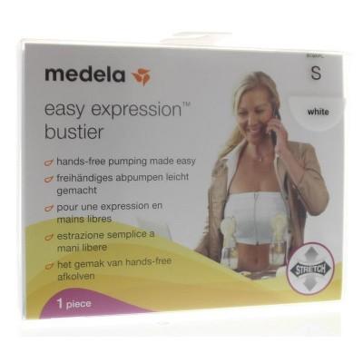 Medela Bustier easy expression wit maat S