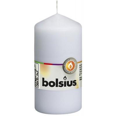 Bolsius Stompkaars 120/60 wit