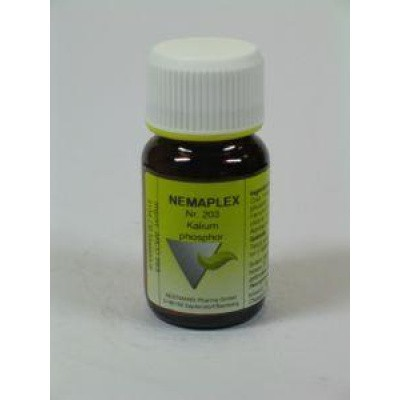 Nestmann Kalium phosphoricum 203 Nemaplex