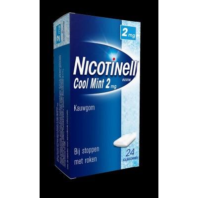 Nicotinell Kauwgom 2 mg