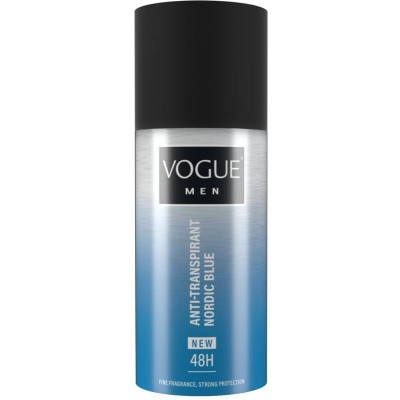 Vogue Men nordic blue anti-transpirant