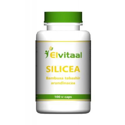 Elvitaal Silicea capsules organic
