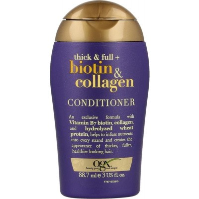 OGX Conditioner thick and full biotin & collagen