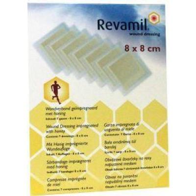 Revamil Wound dressing 8 x 8