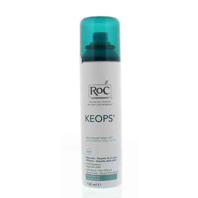 ROC Keops dry deodorant